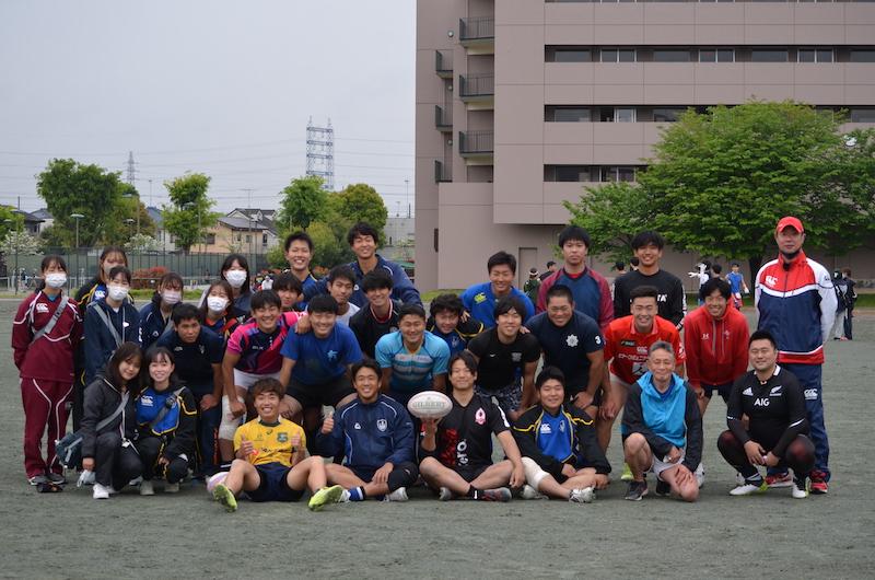 学生が決めた創部93年目の再スタート。東京外語大学ラグビー部は改革進行中