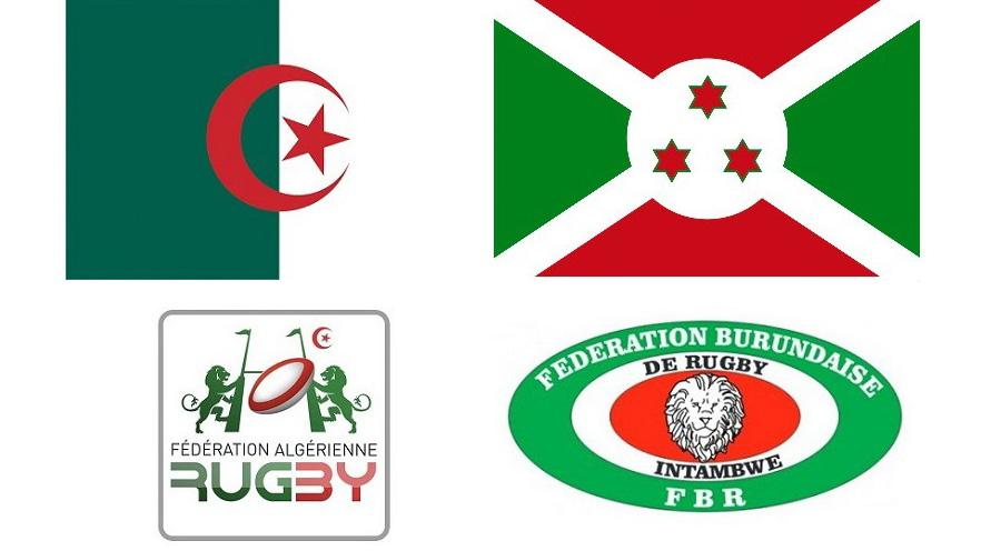 ラグビーはアフリカでも拡大へ アルジェリアとブルンジが国際統括団体の正規加盟協会に