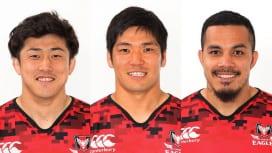 キヤノンから橋野、三友、カーク、ホセア・サウマキら15選手退団。