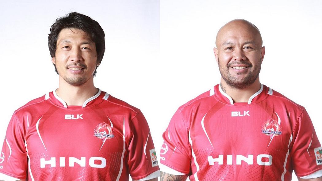 引退の元日本代表LO北川俊澄、トンガの英雄ニリ・ラトゥら11選手が日野退団