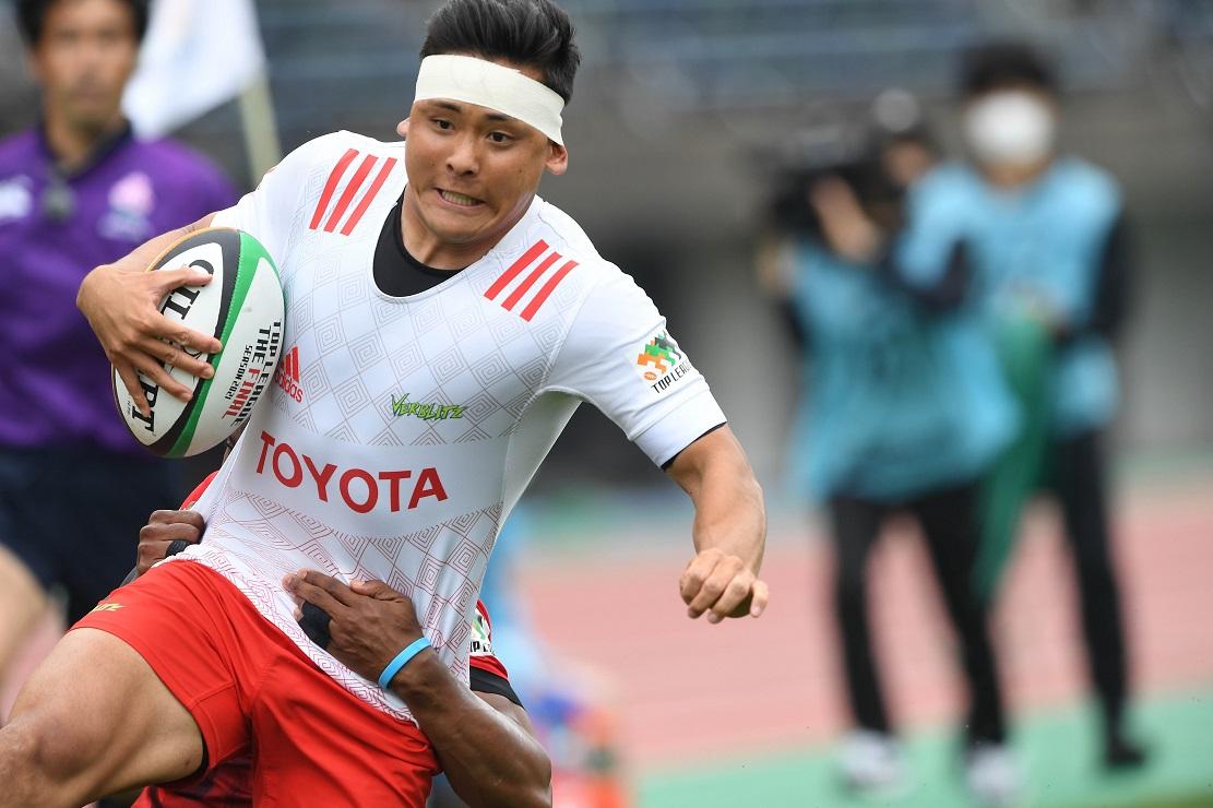 サントリー江見翔太が負傷で日本代表離脱 トヨタの高橋汰地を追加招集
