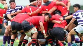 公式戦のつもりだった。帝京大が9連覇達成時以来の明大戦勝利!