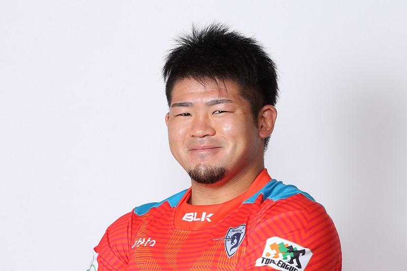 クボタのPR北川賢吾、追加招集で日本代表に合流。