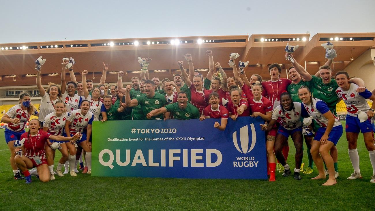東京五輪ラグビー最終予選でアイルランド男子が歓喜! 女子はロシアとフランスが出場権獲得