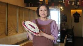 【ラグリパWest】東花園の井川遥に会える店。Kitchen & Café QUEEN'S COURT(クイーンズ・コート)