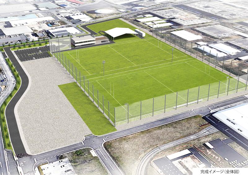 東大に20億円の個人寄付! 千葉県柏市のキャンパスに、研究用フィールドがオープン。社会人チーム 丸和の活動拠点に