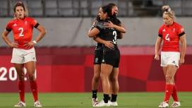 【東京五輪/ラグビー女子】 NZが英国に逆転勝ちで8強入り。仏、豪、米も準々決勝へ