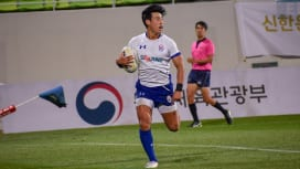 NTTコム張容興ら13名代表入り 東京五輪韓国7人制男子代表