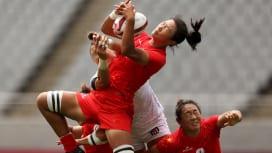 【東京五輪】 女子の戦い始まる。日本と同組の初出場・中国が第4シード米国相手に健闘