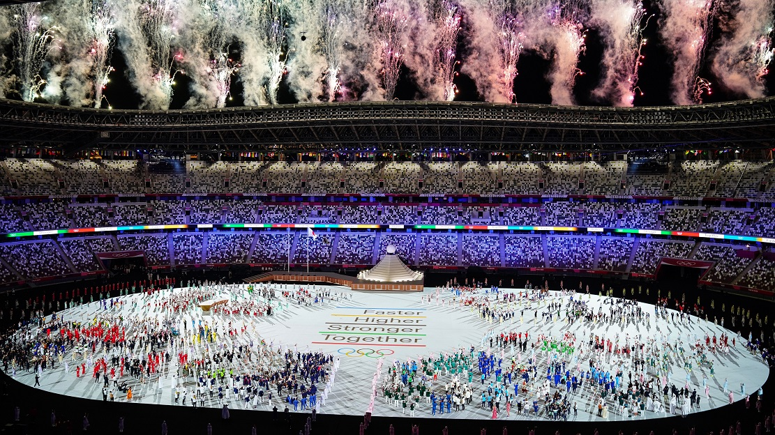 【東京五輪】 カナダ、ケニア、NZ、フィジーのラグビー選手が開会式で旗手の大役。
