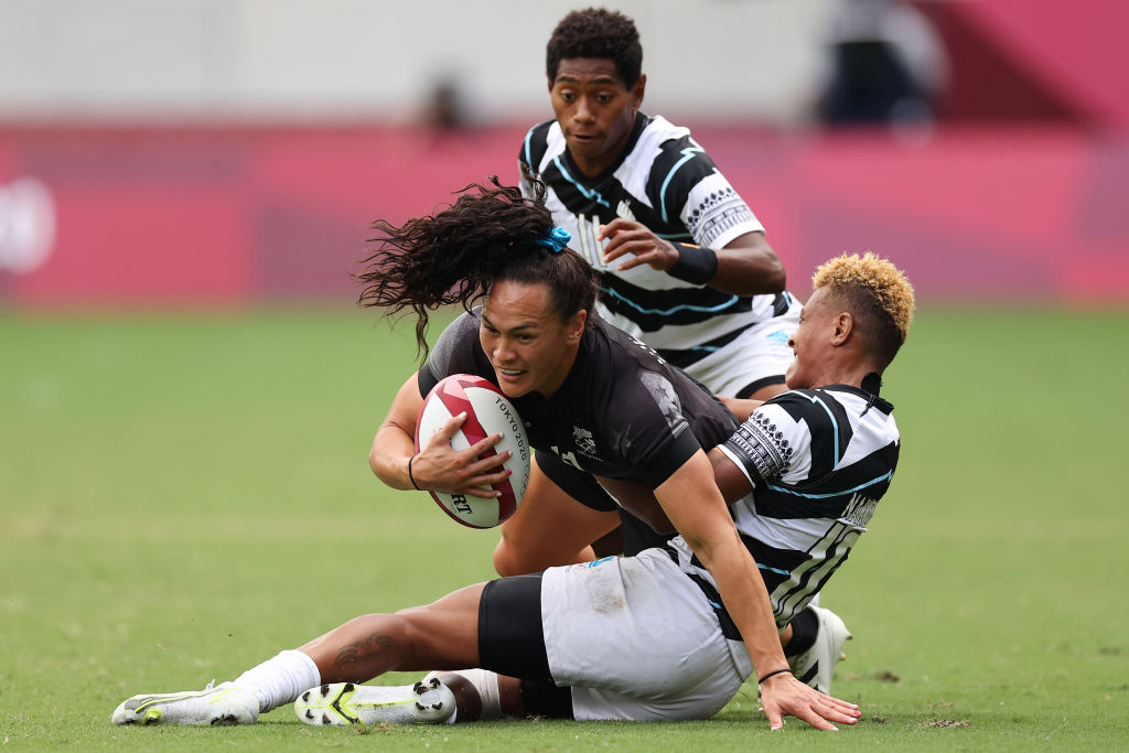 【東京五輪/女子】準決勝激闘。NZが延長戦でフィジーに劇的勝利。フランスは英国に競り勝つ
