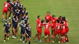 【東京五輪/ラグビー 女子】中国に完敗、C組最下位に終わる。サクラセブンズ、準々決勝進出ならず