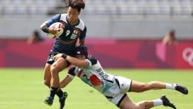 【東京五輪/ラグビー】5トライで韓国に勝利。日本、11位で戦いを終える。