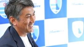 リーグワンに向けて静岡ブルーレヴズが始動。堀川隆延監督が語るレヴズの未来。