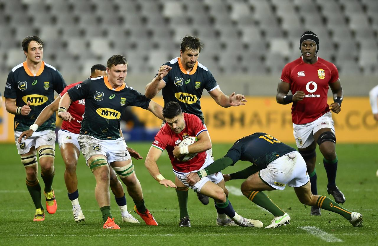 いよいよB&Iライオンズと世界王者スプリングボクスが激突。2021年ラグビー界最大の大一番を見逃すな!【B&Iライオンズ南アフリカツアー J SPORTSで全試合配信】