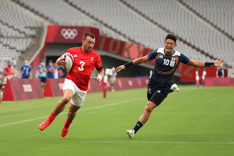 【東京五輪/ラグビー】2戦目は大敗。日本、イギリスに0-34
