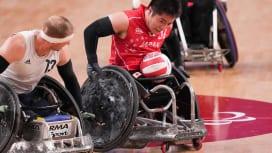 【東京パラリンピック】日本、英国に敗れるも「最後まで日本のラグビーを」。豪州との3位決定戦へ