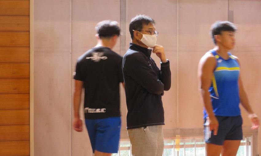 天理大は2年ぶり夏合宿。小松節夫監督が相手の立場から考えたこと。