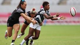 フィジーの女子ラグビーに変化。五輪メンバーには、日本を含む海外クラブからオファー届く