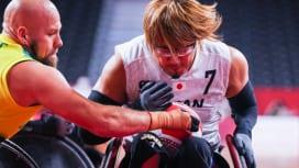 【東京パラリンピック】 世界ランク1位の豪州倒し、日本は予選全勝で準決勝進出!