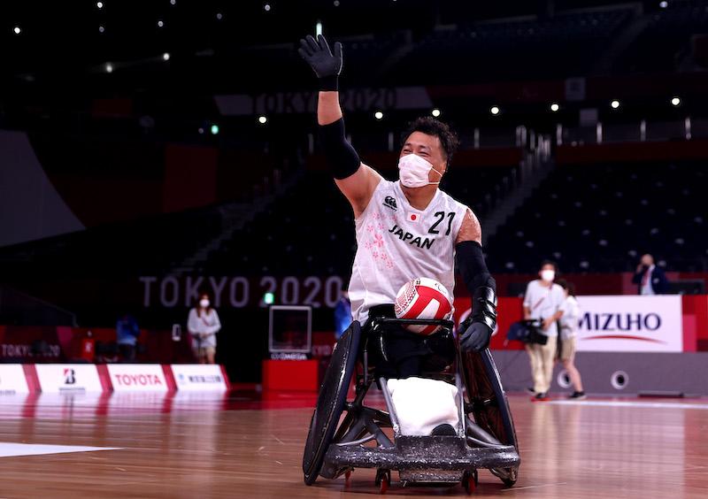 【東京パラリンピック】「日本ラグビー」で2大会連続銅メダル! 池主将のリーダーシップと仲間たち