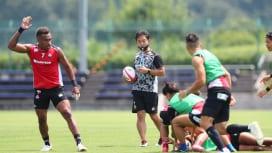 【東京五輪総括】 7人制日本代表ヘッドコーチの岩渕氏とマキリ氏、本城ディレクターは退任