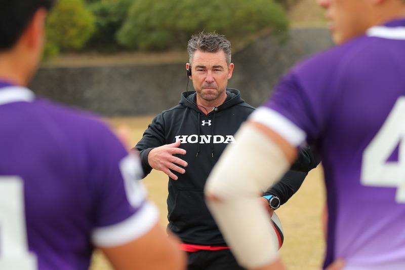 前Hondaヘッドコーチのダニー・リーがMLRサンディエゴの指揮官に。