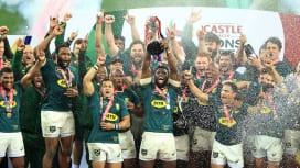 フィジカル番長! 8.14開幕の『ザ・ラグビーチャンピオンシップ』に臨む世界王者・南アフリカは磐石の体制