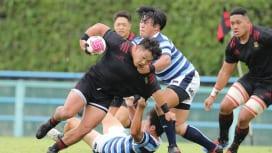 【関東大学リーグ戦1部】日大、パワフルに押し切る。防御の意識高まった大東大も完勝