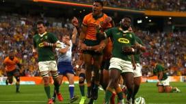オーストラリアがまたやった! 2週連続で世界1位・南アフリカを撃破!