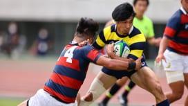 立命館大が吠えて快勝! 関西学院大を43-24で破る。