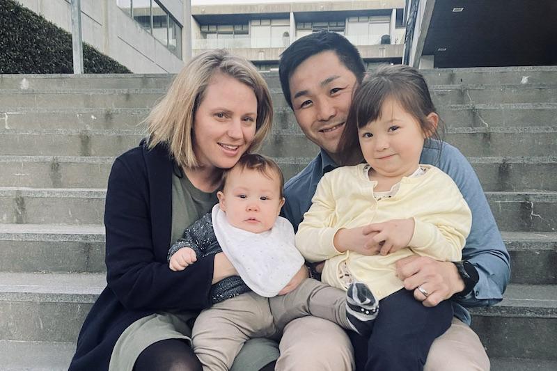 小野晃征、笑顔で引退。「スパイクを脱いでも続く関係がたくさんある」