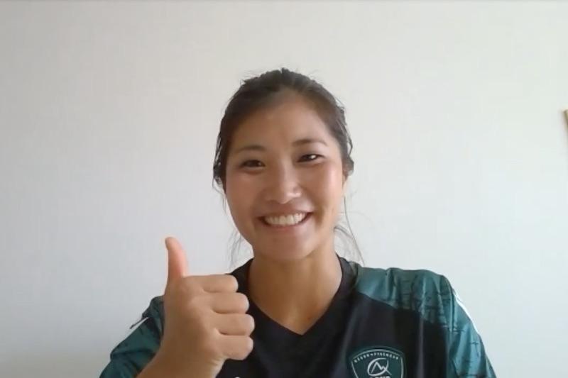 「ラグビーは一生のともだち」。冨田真紀子(元日本代表)、フランスへ