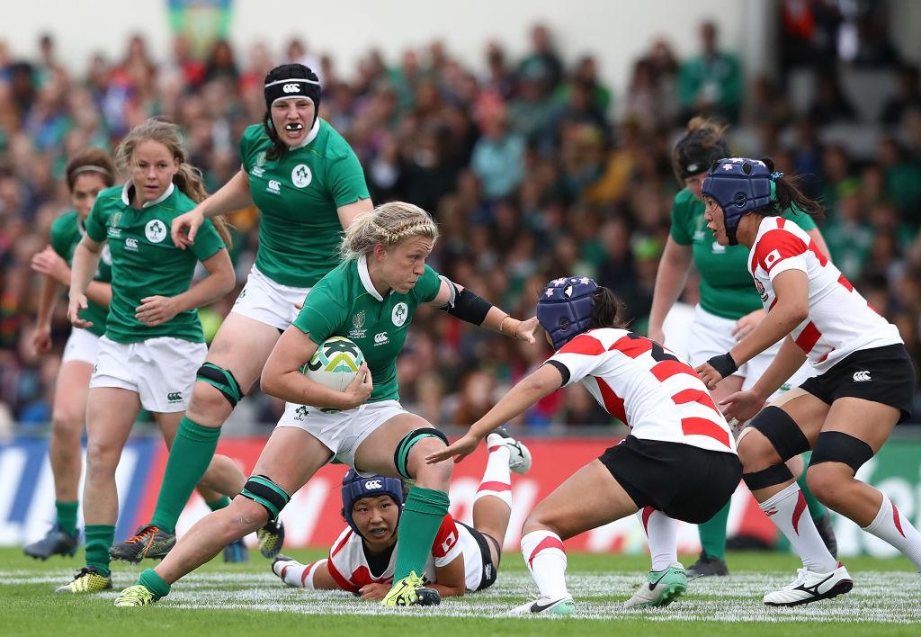 女子日本代表、アイルランド代表との対戦も決定。欧州で3戦に指揮官「最高レベルを学ぶ機会」