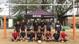 川和高校は16人の少数精鋭で花園予選に挑む。ファストマン・石野創太郎が軸になる。