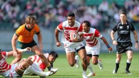 勇敢な日本代表、惜敗。世界3位の強豪・豪代表と互角に渡り合うも金星ならず。