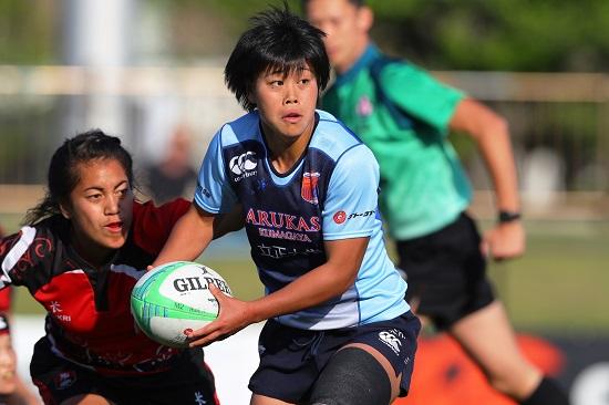 日本女子ラグビー界の先頭を走る気概あり。2017年最初の女王はアルカス熊谷。