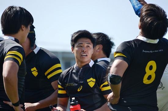 根付きはじめたチーム文化。青山学院大学の一体感。