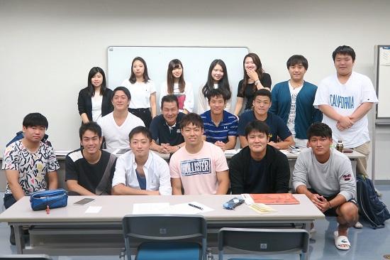 関西の学生クラブを見守り続ける。廣島治(ひろしま・おさむ)