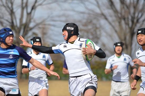 真・ランニングラグビー。関東新人大会で躍動した茗溪学園の充実。