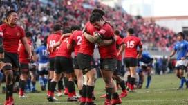 互いが強みを発揮。帝京大8連覇は、極上の80分の末に。