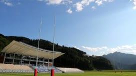 釜石鵜住居復興スタジアムへ行ってきた。自然との調和、希望を感じる場所。