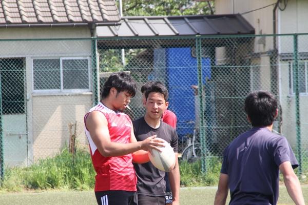 「新潟ラグビー、がんばるぞ!」中高生が同郷トップ選手の指導を受ける。 『新潟県ラグビーフェスティバル2018』