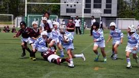「規律と気力」これからも。大阪ラグビースークール50周年。