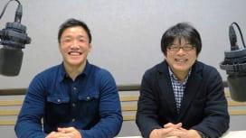 ゲストは金正奎。4月3日の夜は「藤島大の楕円球に見る夢」。