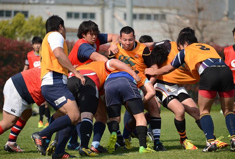 トップリーグ合同選考会が関東で開催され、76選手が夢にチャレンジした(撮影:松本かおり)
