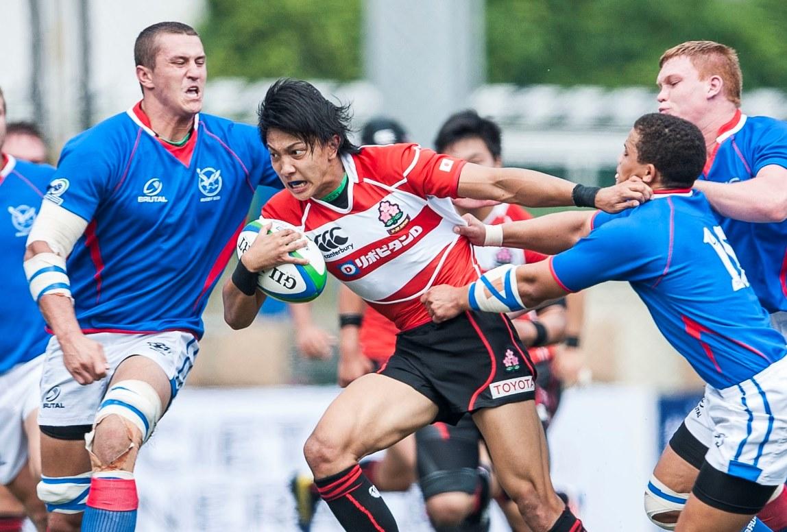 日本、JWRTで逆転劇だ(Photo: Power Sport Images for HKRFU)
