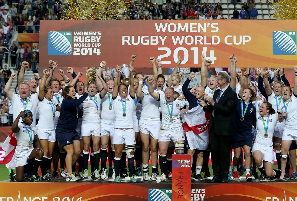女子イングランド代表が20年ぶりにW杯優勝(Photo: Dan Sheridan @INPHO)