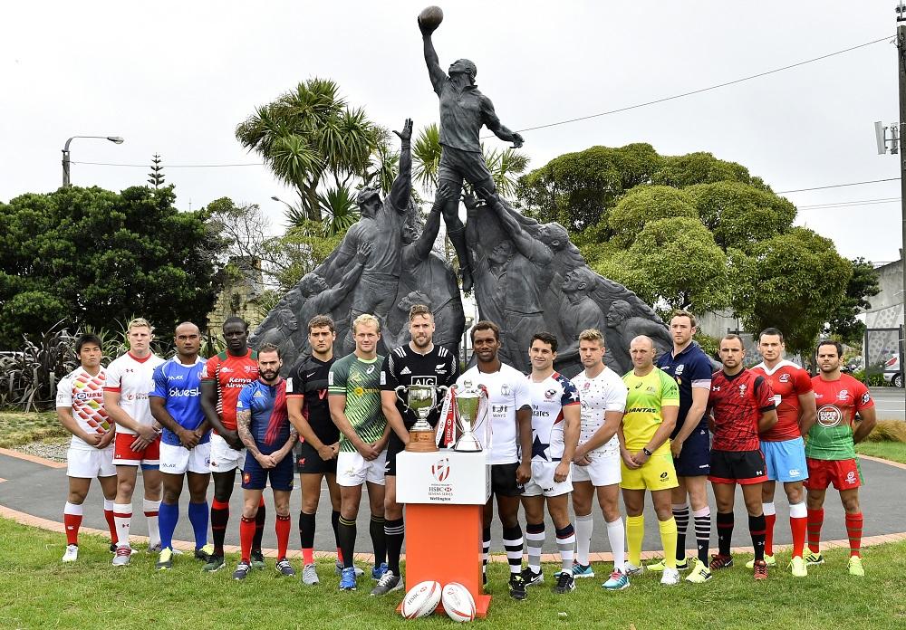 男子のワールドセブンズシリーズ第3戦、NZ大会は今週末開催(撮影:Masanori Udagawa)