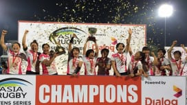 【現地リポ】女子日本選抜がアジア制覇! 稲田HC「意識高いチーム目指す」
